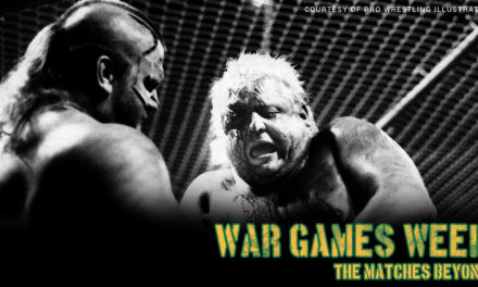 War Games Week: The Matches Beyond (Part 1: JCP Era)