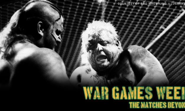 War Games Week: The Matches Beyond (Part 1: JCP Era)