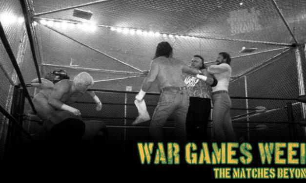 War Games Week: The Matches Beyond (Part 2: WCW)