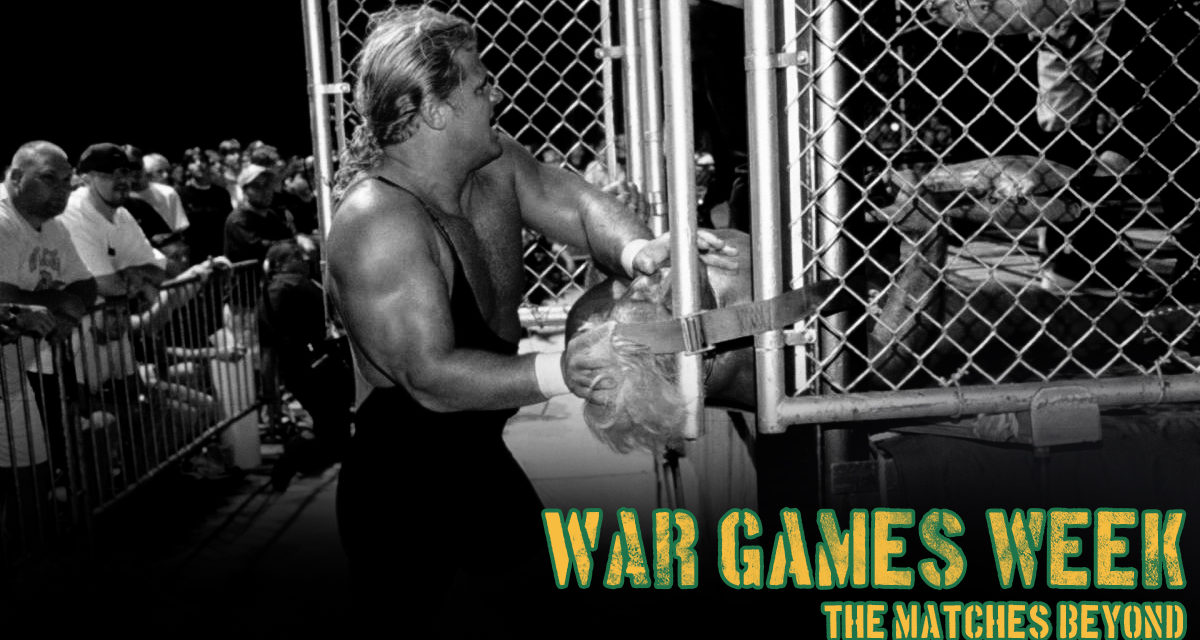 War Games Week: The Matches Beyond (Part 3: nWo & Monday Night Wars)