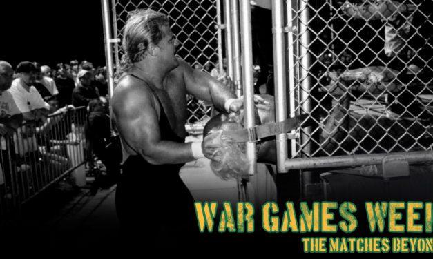 War Games Week: The Matches Beyond (Part 3: nWo & Monday Night Wars)