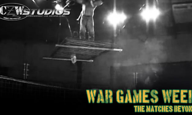 War Games Week: The Matches Beyond (Part 5: Cage of Death)