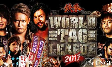 NJPW World Tag League 2017 Night 13 (December 3) Results & Review