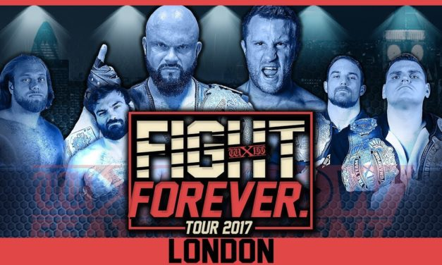 wXw Fight Forever London Results & Review