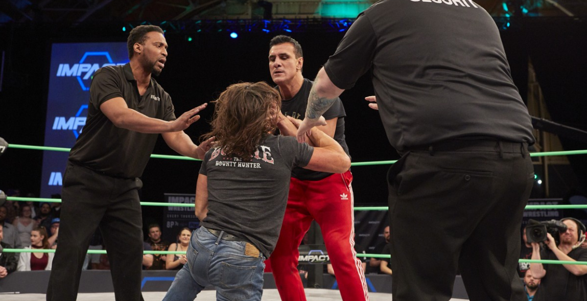 Impact Wrestling on Pop TV (November 9) Results & Review