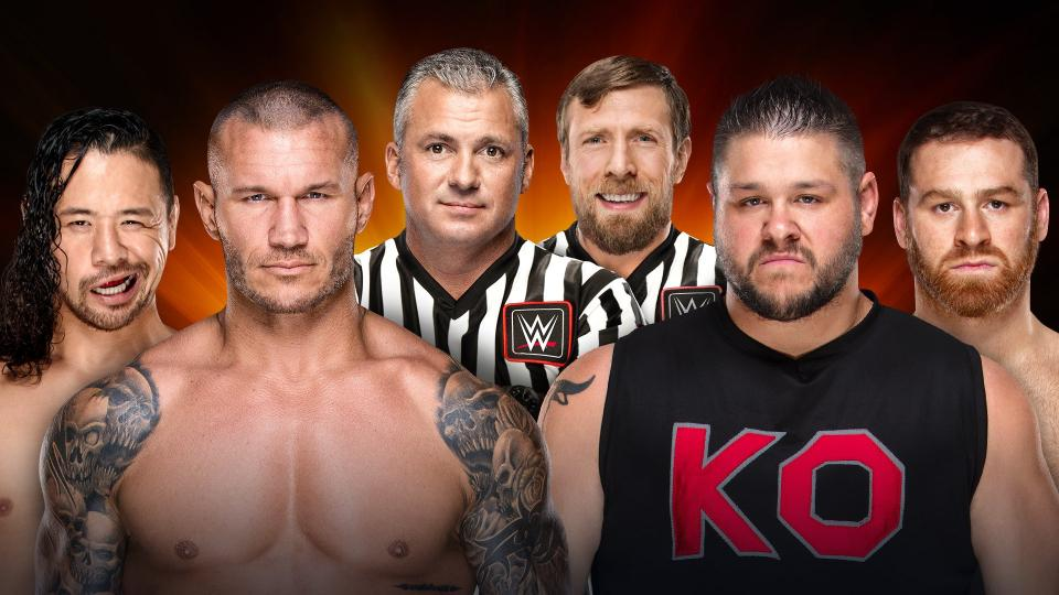 Image result for wwe clash of champions 2017