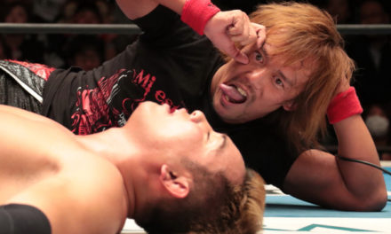 VOW Flagship: Wrestle Kingdom 12 Preview, Year in Review & more!