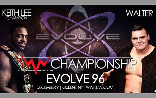 EVOLVE 96 (December 9) Review