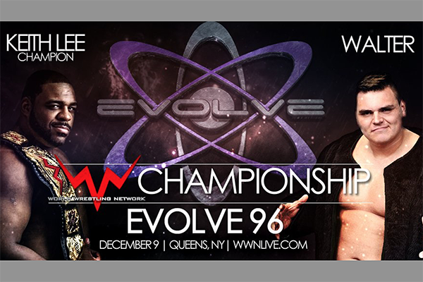 EVOLVE 96 (December 9) Review