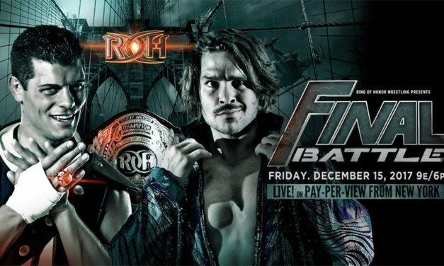 ROH Final Battle 2017 (December 15) Results & Review