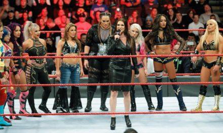 STR 246: Women's Royal Rumble, Hideo Itami debuts, WWE TV