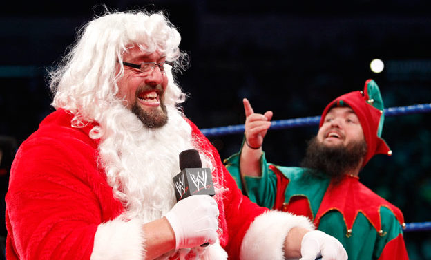 VOW Secret Santa 2018 (Part 4)