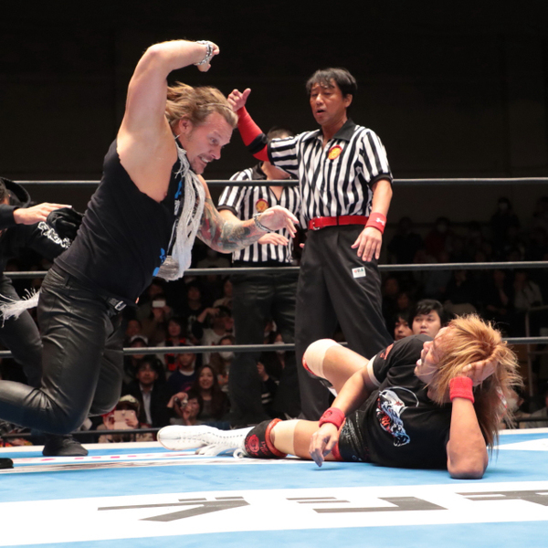 NJPW New Year Dash 2018 Results & Review