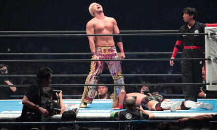 VOW Flagship: NJPW Wrestle Kingdom 12 Review