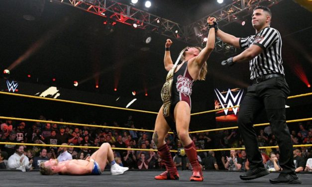 Match of the Month: December 2017