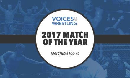 2017 Match of the Year: #100-76