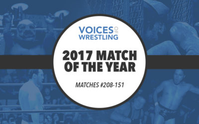 2017 Match of the Year: Introductions & Honorable Mentions