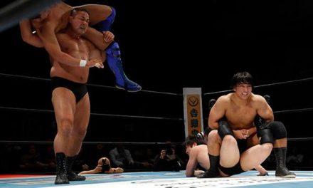 NJPW Big Pro-Wrestling Festival 2018 Results & Review