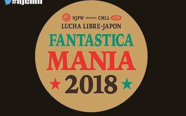 NJPW & CMLL FantasticaMania 2018: Night 8 Results & Review