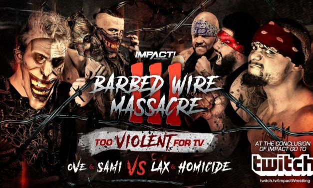 Too Violent for TV: The History of the Barbed Wire Massacre
