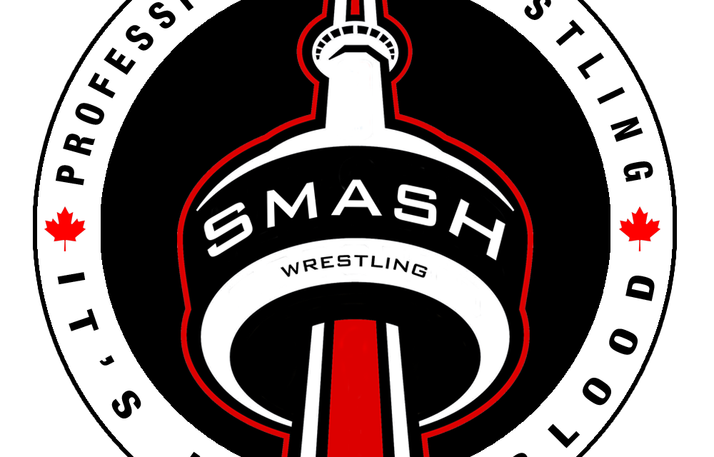 Smash Wrestling at the London Comic Con (October 2017)