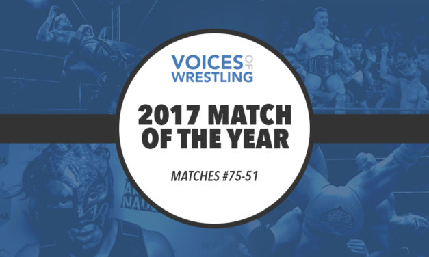 2017 Match of the Year: #75-51