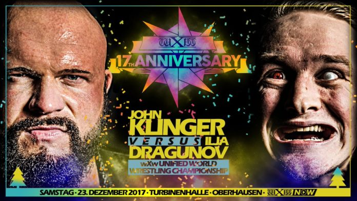 wXw 17th Anniversary Show Results & Review