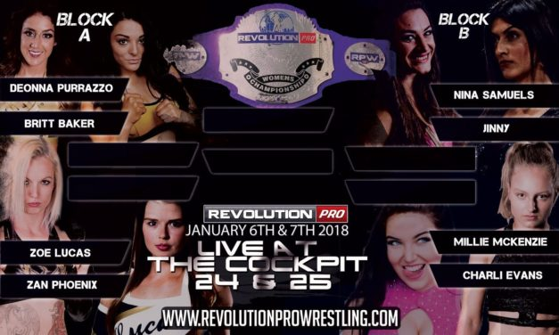 RPW Live at the Cockpit 24 (Women's Tournament First Round) Results & Review