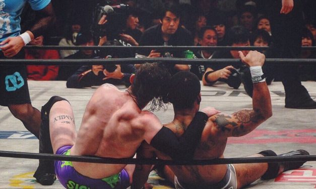 Dragon Gate Open the New Year Gate (January 16) Results & Review