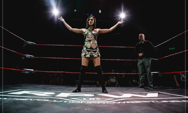RPW Live at the Cockpit 25 (British Women's Championship Final) Results & Review