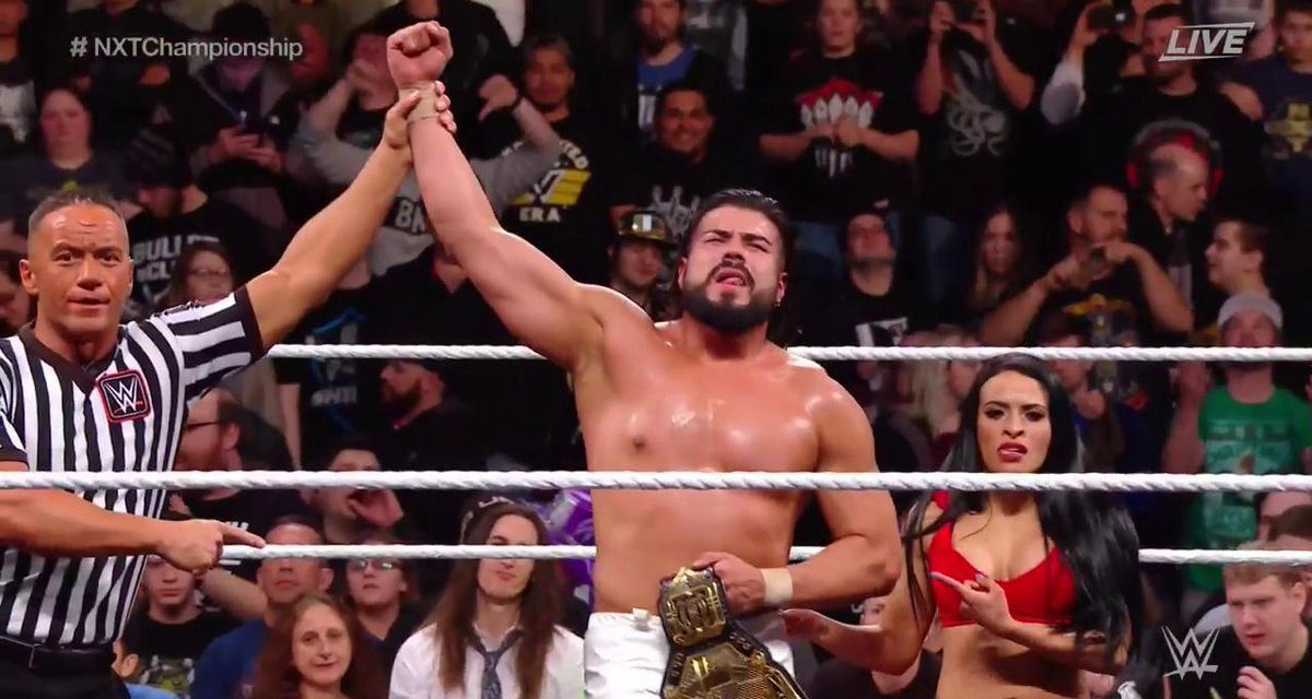 NXT TakeOver: Philadelphia Results & Review