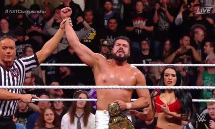 Tuesday News Roundup (March 16): AEW Elevation & RAW, Andrade/WWE, Scurll & Okada