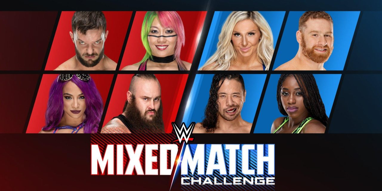 WWE Mixed Match Challenge Preview