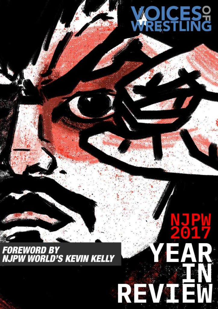 VoicesofWrestling.com - NJPW 2017 Year in Review eBook