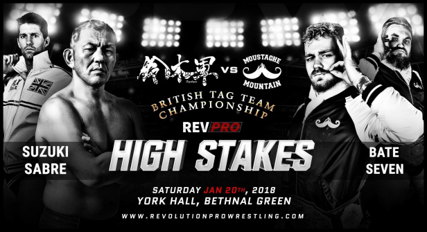 RPW High Stakes 2018 Results & Review