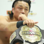 A Hunk of Gold and Leather: Goto, Shibata, & Championship Symbolism