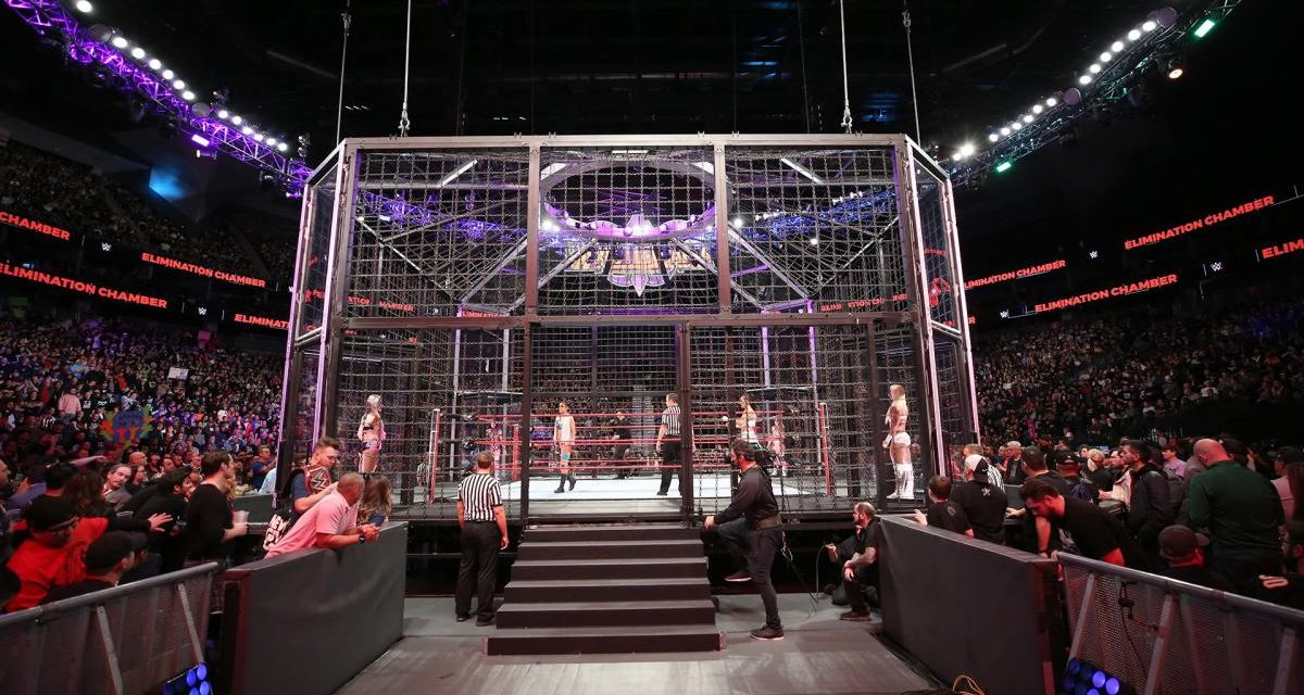 WWE Elimination Chamber 2018 Results & Review