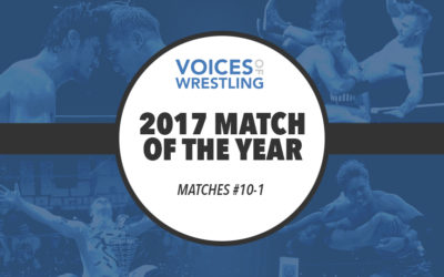 2017 Match of the Year: #10-1