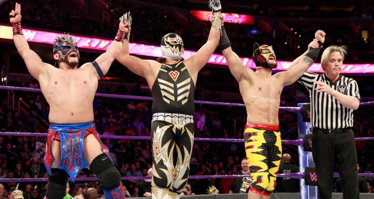 Three's Company for 205 Live