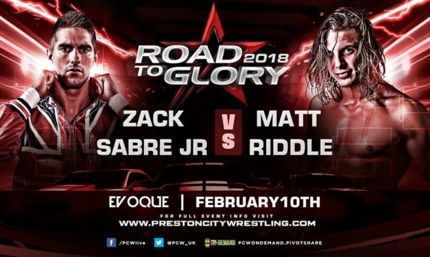 PCW Road to Glory Show 1 Results & Review