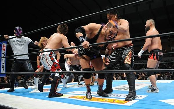 NJPW Road To The New Beginning 2018: Night 6 Results & Review