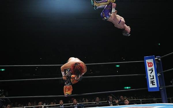 NJPW The New Beginning in Osaka (February 10) Results & Review