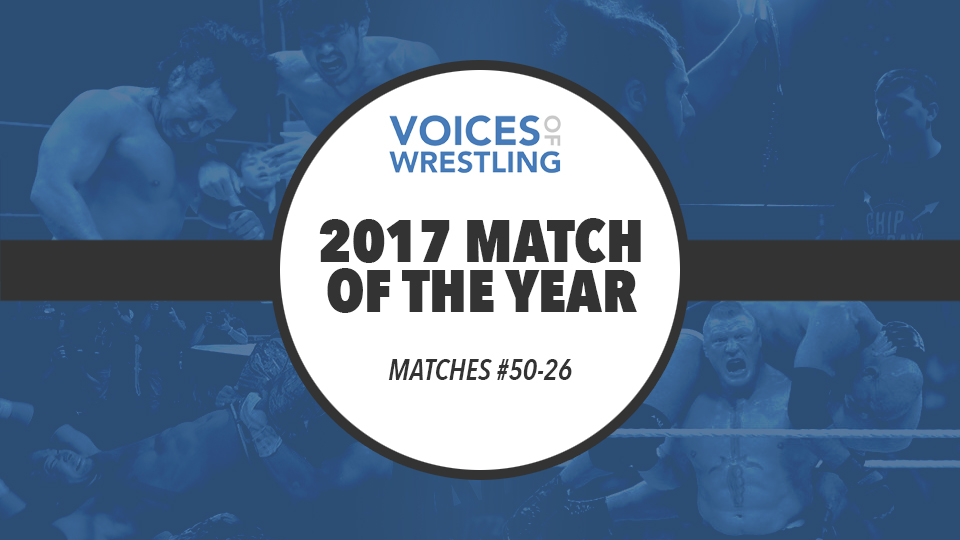2017 Match of the Year: #50-26