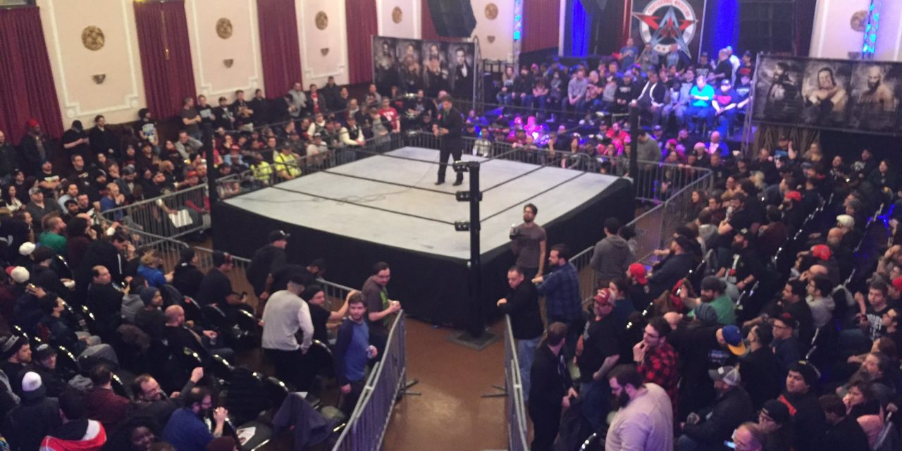 Patreon Exclusive: Bouncin' Around The Indies (AAW, NWA & more!)