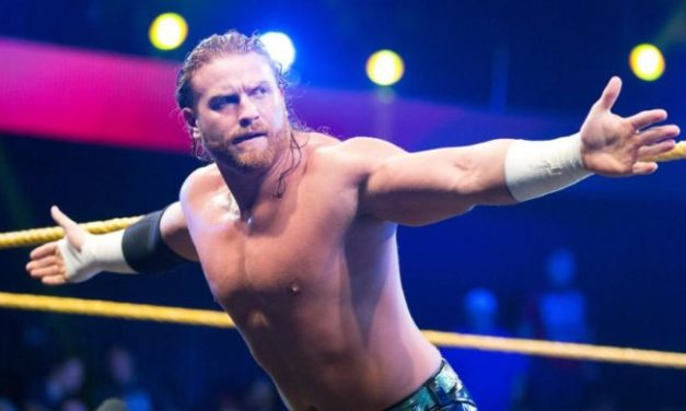 The Secret is Out: A Look at 205 Live's Newest Star Buddy Murphy