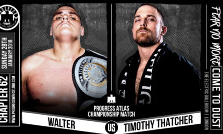 """PROGRESS Chapter 62 """"Fear No More"""" Results & Review"""