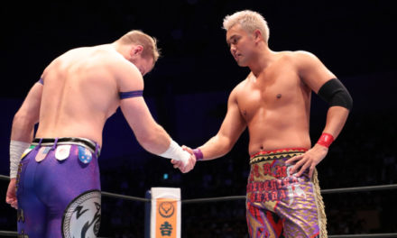 VOW Flagship: NJPW 46th Review, Fastlane Preview, #AllIn & more!