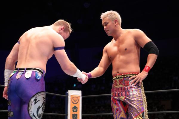 VOW Flagship: NJPW 46th Review, Fastlane Preview, #AllIn & more!