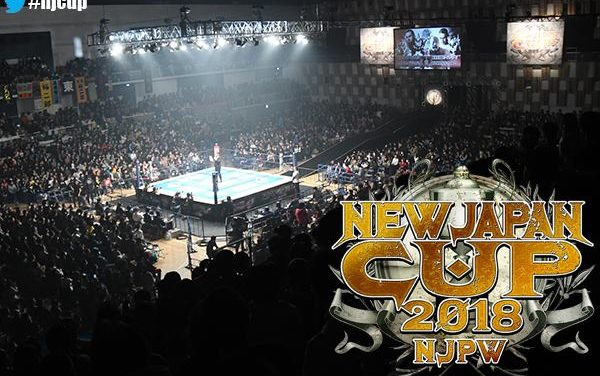 NJPW New Japan Cup 2018 All-in-One Preview & Schedule