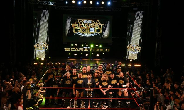 wXw 16 Carat Gold 2018: Night 1 (March 9) Results & Review